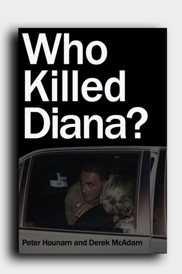 Who Killed Diana book by Peter Hounam