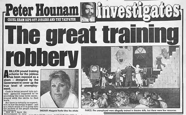 The Great Training Robbery Mirror 2