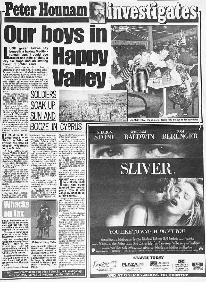 our boys happy valley full page